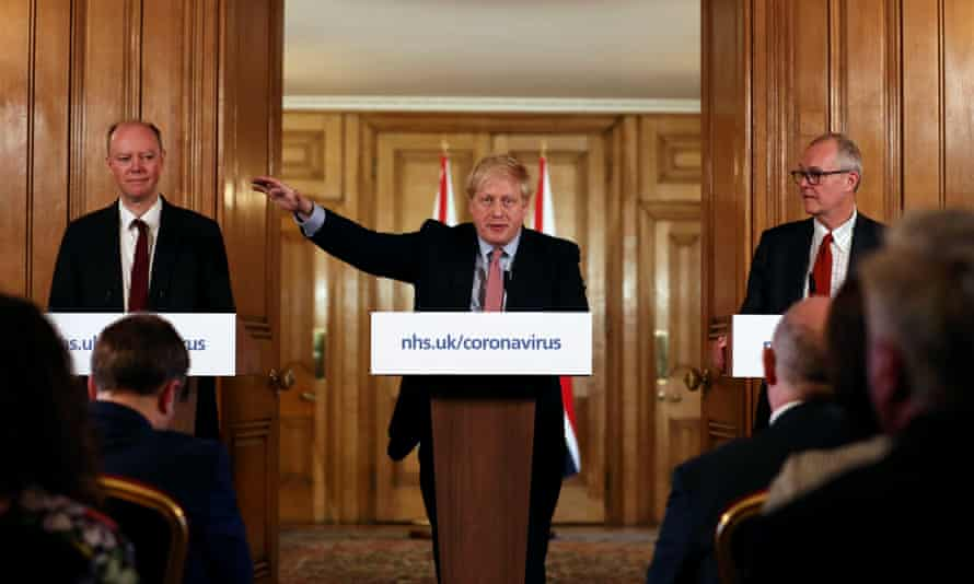 Prime minister holds a press conference