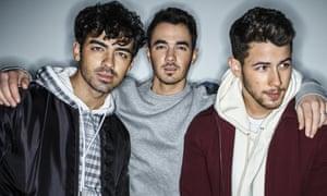 Jonas Brothers in 2019