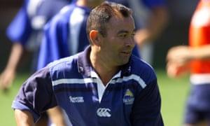 Eddie Jones in 2001