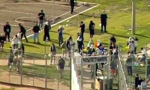 Ravenhall prison riot