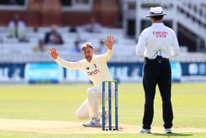 Joe Root of England appeals
