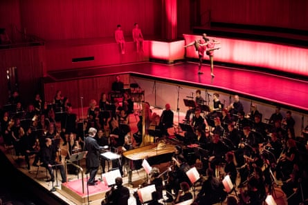 Armitage Gone! Dance company perform Agon with the Philharmonia Orchestra at Royal Festival Hall