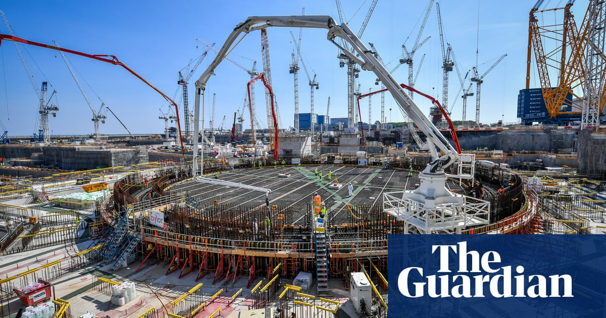 Plan for UK nuclear financing model moves upfront cost to energy bills