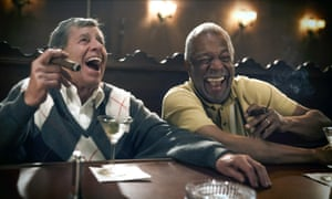 Jerry Lewis with Lee Weaver in Max Rose, which premiered at Cannes in 2013.