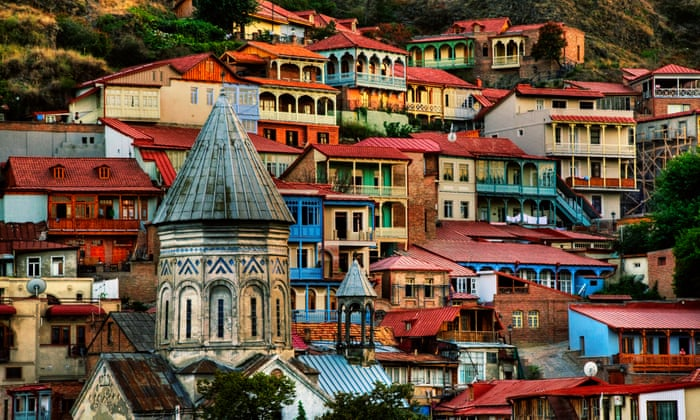 Book the Old Georgia Hotel - You can explore Tbilisi from this 3-star hotel while.
