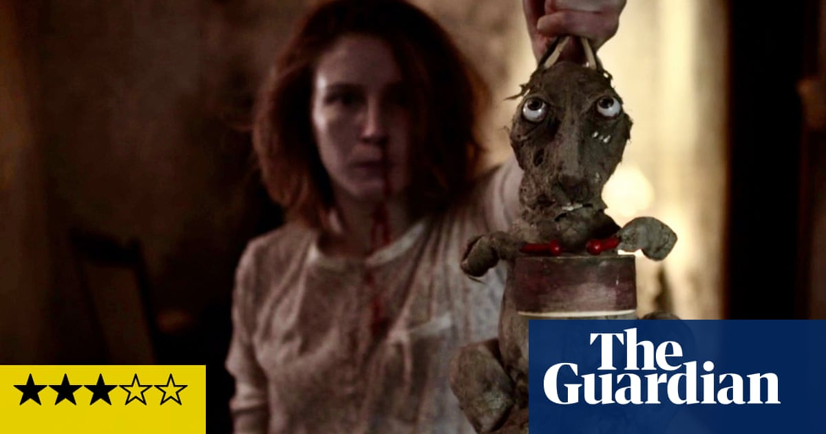 Caveat review – give that creepy mechanical bunny a Bafta!