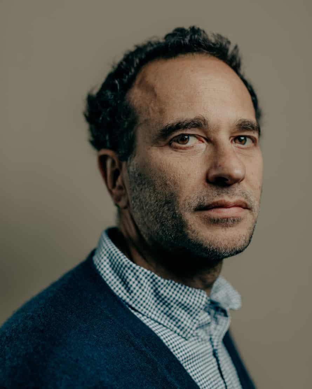 Portrait of Rafael Behr