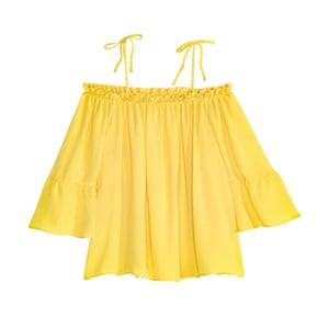 Yellow, £14.99, hm.com.