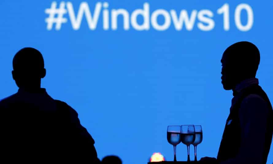 Windows 7 out of the box will be free of pop-ups – except for Windows 10 of course