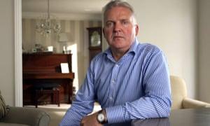 Simon Binner in BBC documentary How to Die: Simon's Choice.