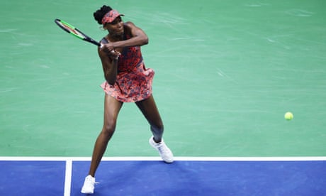 Venus Williams joins fellow American Sloane Stephens in US Open  quarter-finals