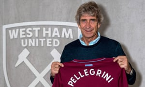 Manuel Pellegrini has signed a three-year deal to become West Ham manager