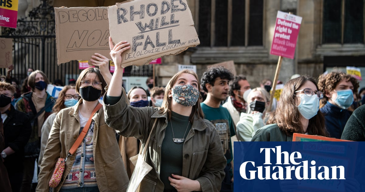 Oriel College faces teaching boycott over refusal to remove Rhodes statue