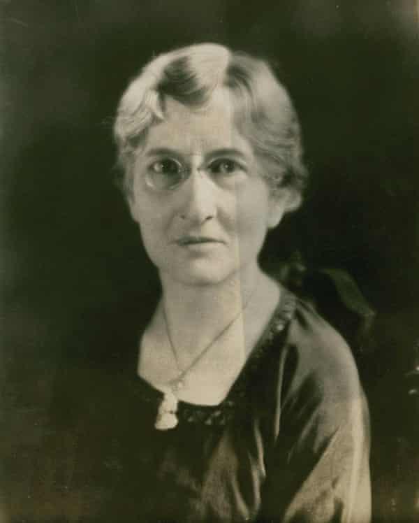 Harriet Monroe.