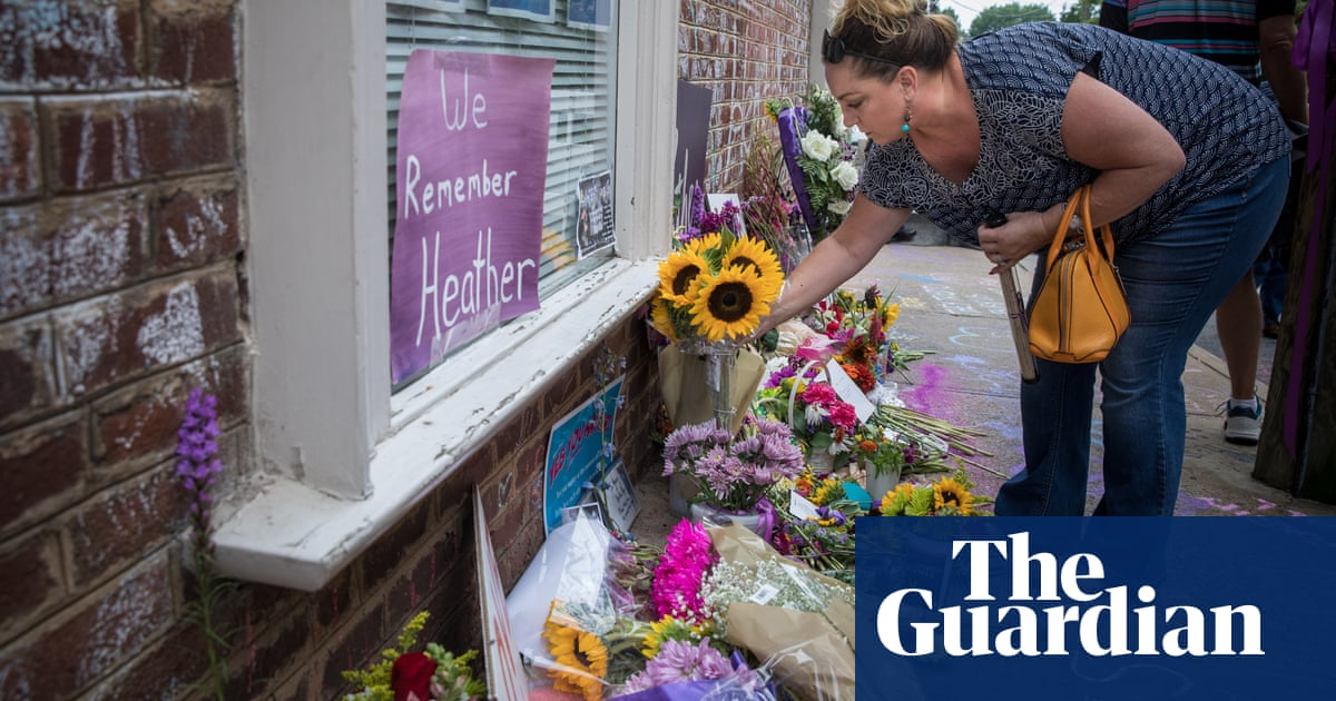 Charlottesville white supremacist who killed protester asks judge for mercy