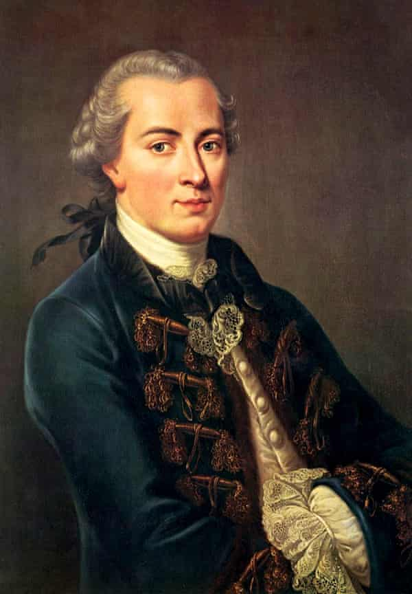 Supremacist: Immanuel Kant, the German philosopher, said that 'humanity is at its greatest perfection in the race of the whites'.