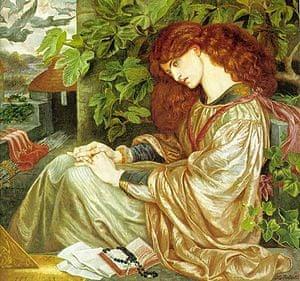 Rossetti's Pia de Tolomei.