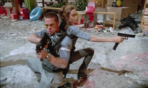 In Mr and Mrs Smith, where the couple met in 2005.