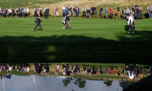 Rory McIlroy in action at last year's British Masters at Close House.