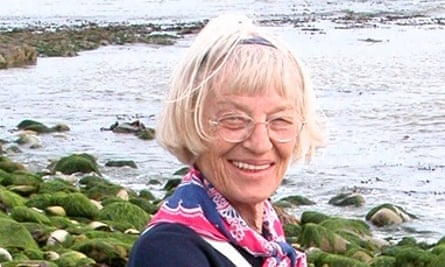 Heather Ashton in 2003. She accepted that benzodiazepines were useful, but argued that they should be prescribed for no more than two to four weeks