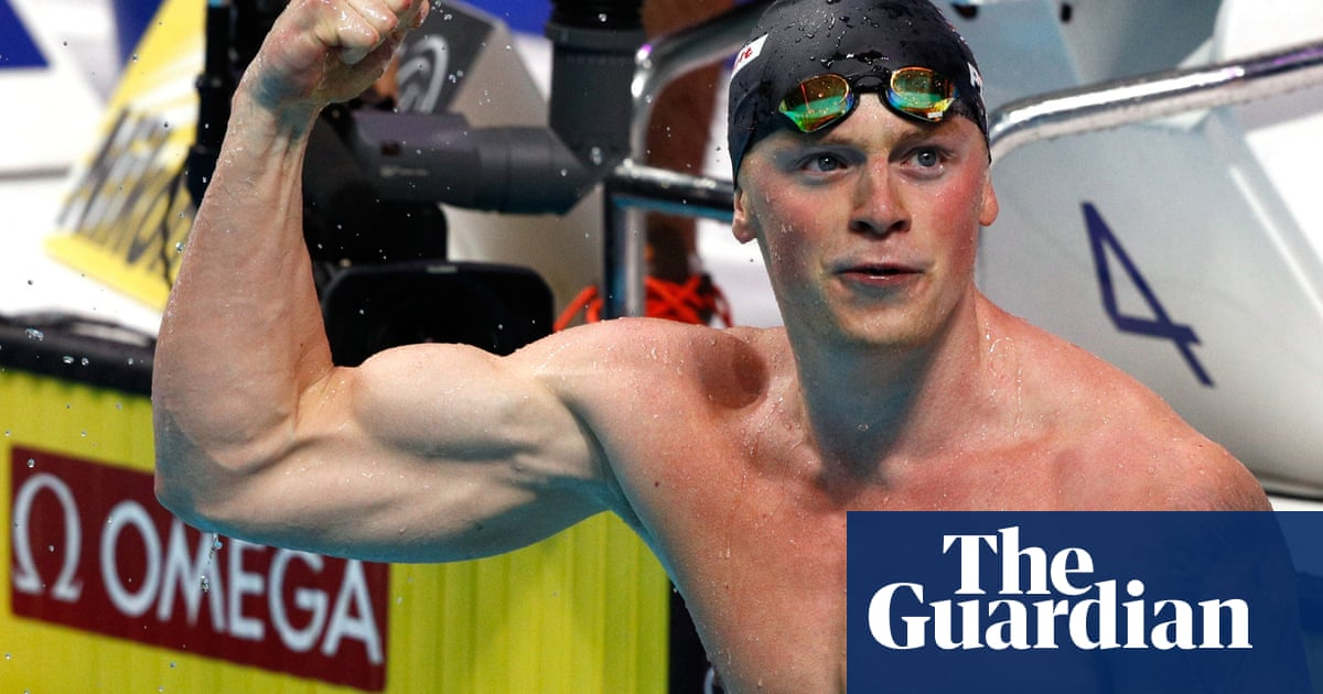 Adam Peaty: patriot, performer, and the best breaststroker