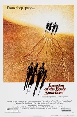 Invasion of the Body Snatchers, 1978.