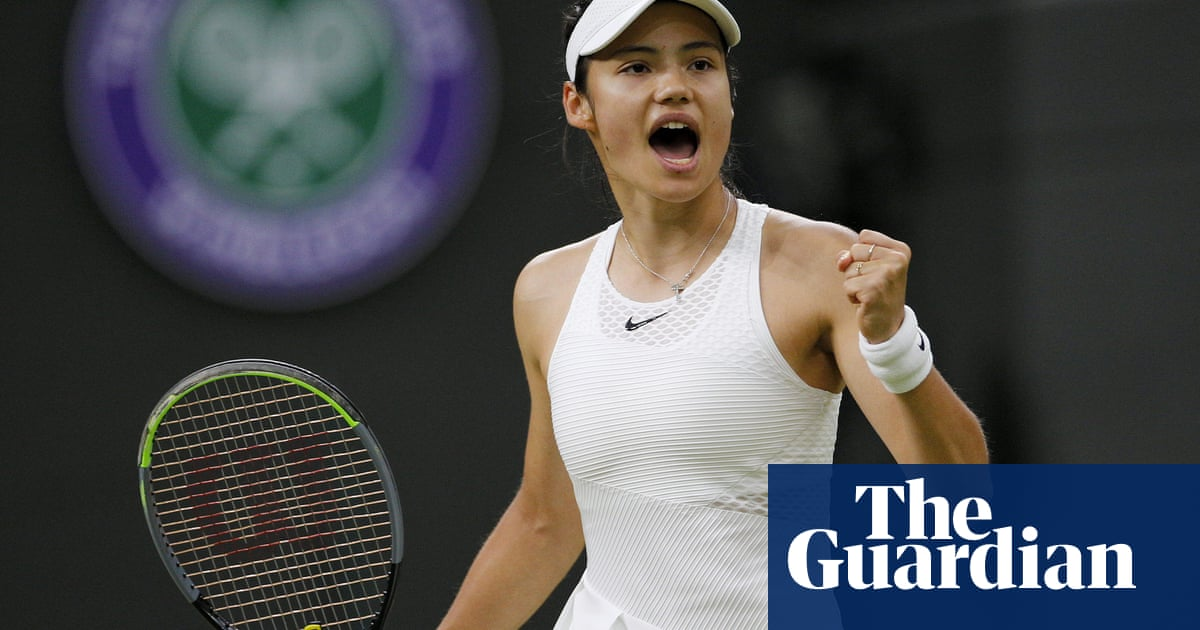 Emma Raducanu has had a dazzling rise: now the real challenge begins