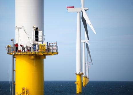 Gwynt y Môr offshore wind farm