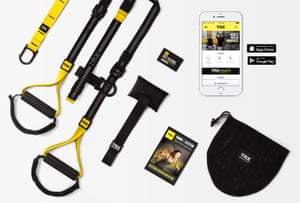 Home gym kit for fitness fans