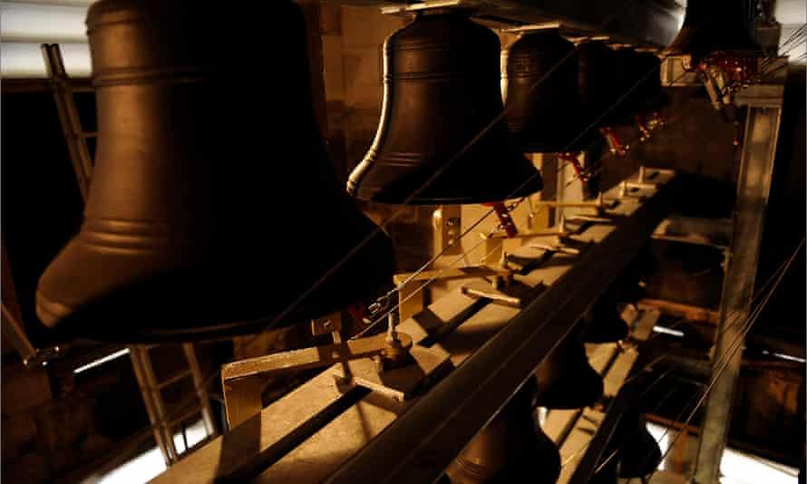 York Minster carillon