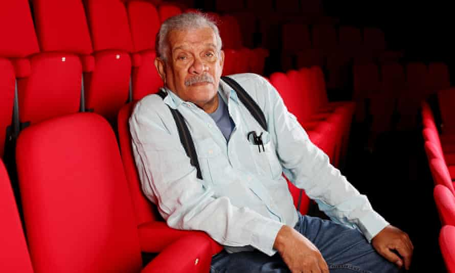 30th APRIL - LONDON :Lakeside Theatre and the Department of Literature, Film and Theatre Studies, University of Essex are proud to announce a brand new production of Nobel Laureate Derek Walcott s play Pantomime, directed by the poet himself as part of a two week residency at the University. (Photo by Graeme Robertson )