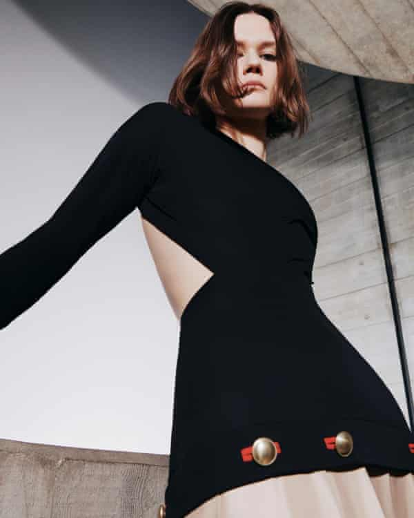 A piece from Victoria Beckham's autumn/winter 2021 collection