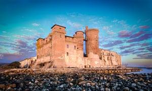 Castello di Santa Severa, Italy