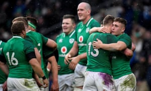 00c0e09af2c Ireland beat England 24-15 to complete grand slam: Six Nations – as ...