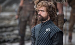 On fine form this week … Tyrion.