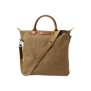 Leather trim tote, £185, Want Les Essentiels at mrporter.com