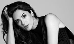'Salma steals the whole movie': Salma Hayek, who stars in The Hitman's Bodyguard.