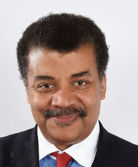 "The 74th Annual Peabody Awards Ceremony - Press RoomNEW YORK, NY - MAY 31: Astrophysicist and host of ""COSMOS"", Neil deGrasse Tyson poses with award during The 74th Annual Peabody Awards Ceremony at Cipriani Wall Street on May 31, 2015 in New York City. (Photo by Mike Coppola/Getty Images for Peabody Awards)"