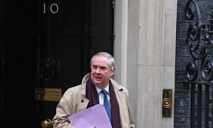 British MPs to vote on PM May's amended Brexit dealepa07430911 British Attorney General Geoffrey Cox leaves 10 Downing Street following a meeting with the British Prime Minister in London, Britain, 12 March 2019. British parliament will vote on British Prime Minister May's amended Brexit deal later in the day. Theresa May wants parliament to back her 'improved' withdrawalk agreement she has negotiated with the EU over the so-called 'backstop'. The United Kingdom is officially due to leave the European Union on 29 March 2019, two years after triggering Article 50 in consequence to a referendum. EPA/NEIL HALL