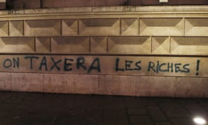 On taxera les riches!; We will tax the rich!