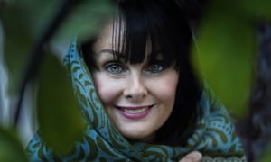 Marian Keyes: 'every day was an enormous effort not to do the acts of wounding myself.'