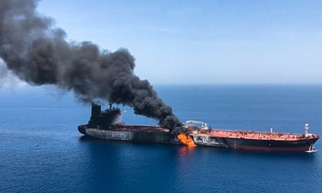 The Guardian view on the US and Iran: on a collision course