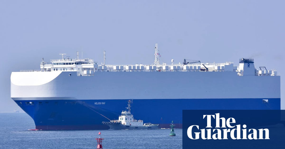 Netanyahu accuses Iran of attacking Israeli-owned ship in Gulf