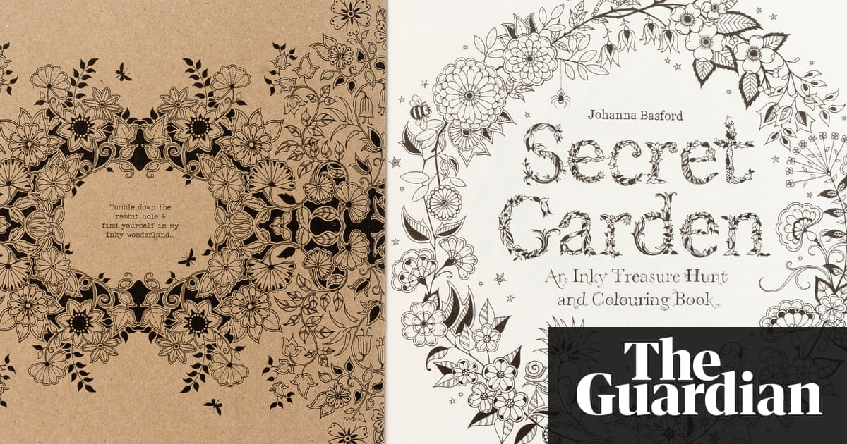 Johanna Basfords Secret Garden