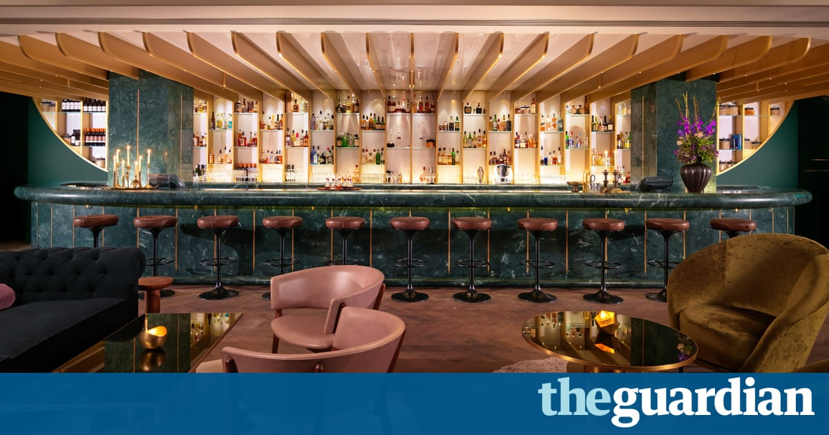 10 of the best late night bars in london chosen by the experts travel the guardian for Late night swimming pools london