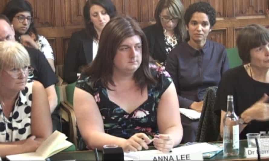 Anna Lee, transgender activist