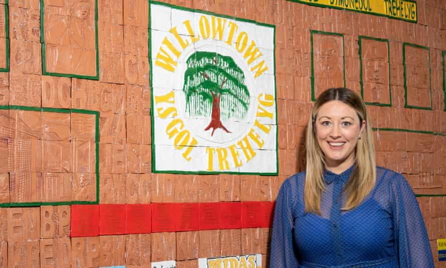 Melanie Evans, headteacher of Willowtown community primary school