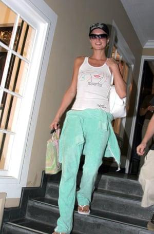 Paris Hilton in 2005