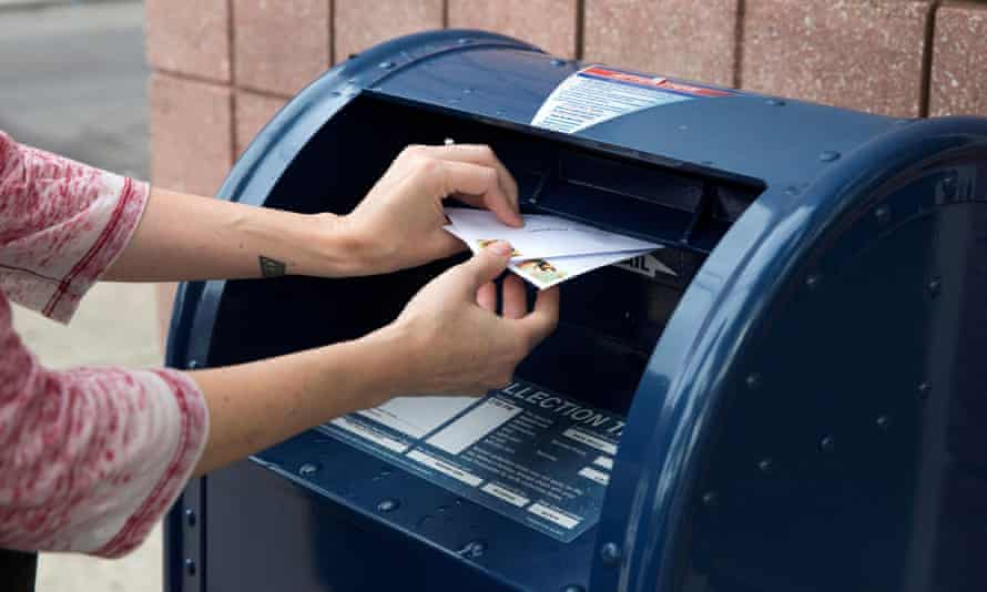 'Essentially, by ordering us to leave behind mail, we are being instructed to break federal law,' said Zack Finley, a city mail carrier in Midland, Texas, and local union shop steward.