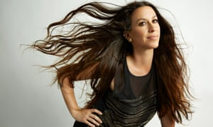 Alanis Morissette: 'I'd like to say sorry to my ex-boyfriends